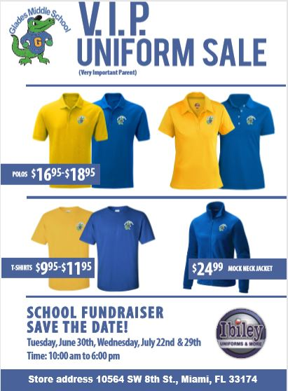 Uniform Ad Flyer
